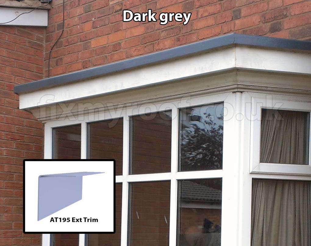 Flat bay windows -  Bay Window Are The At195 Ext Trim And The A170 Drip Trim I Tend To Use The At195 In Nearly All Of My Jobs Here Are Both Versions And Fitted
