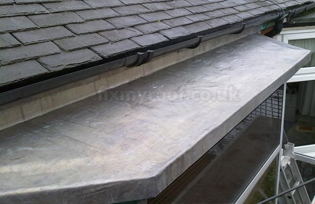 Bay Window Roof & Bay Window Roof Replacement Choices Lead - Fibreglass - Felt - EPDM memphite.com